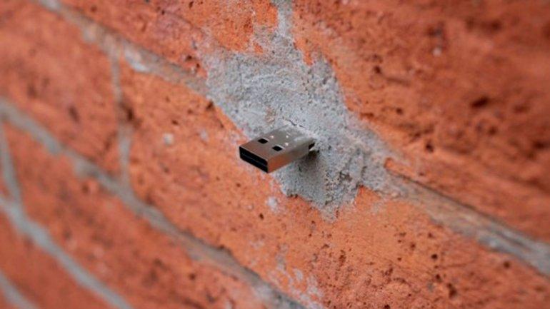 Hay cientos de memorias USB escondidas por el mundo