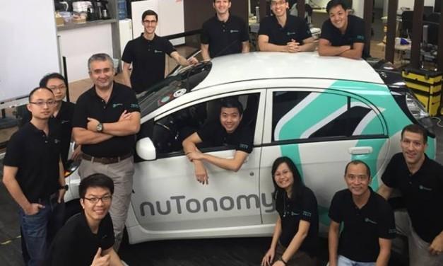 Taxis sin humanos al volante en Singapur
