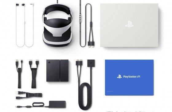 Comienza la preventa de PlayStation VR por separado