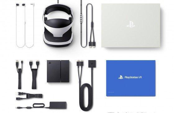 Comienza la preventa de PlayStation VR por separado