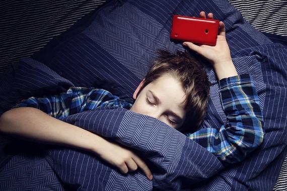"""Una """"App"""" descubre cómo duerme el mundo."""