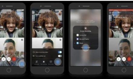 Skype: ya puedes compartir la pantalla de tu teléfono durante una videollamada